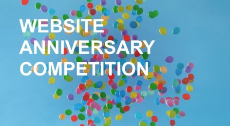 Website Anniversary Competition