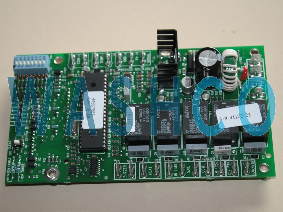 ELECTRONIC IGNITION CONTROL  image