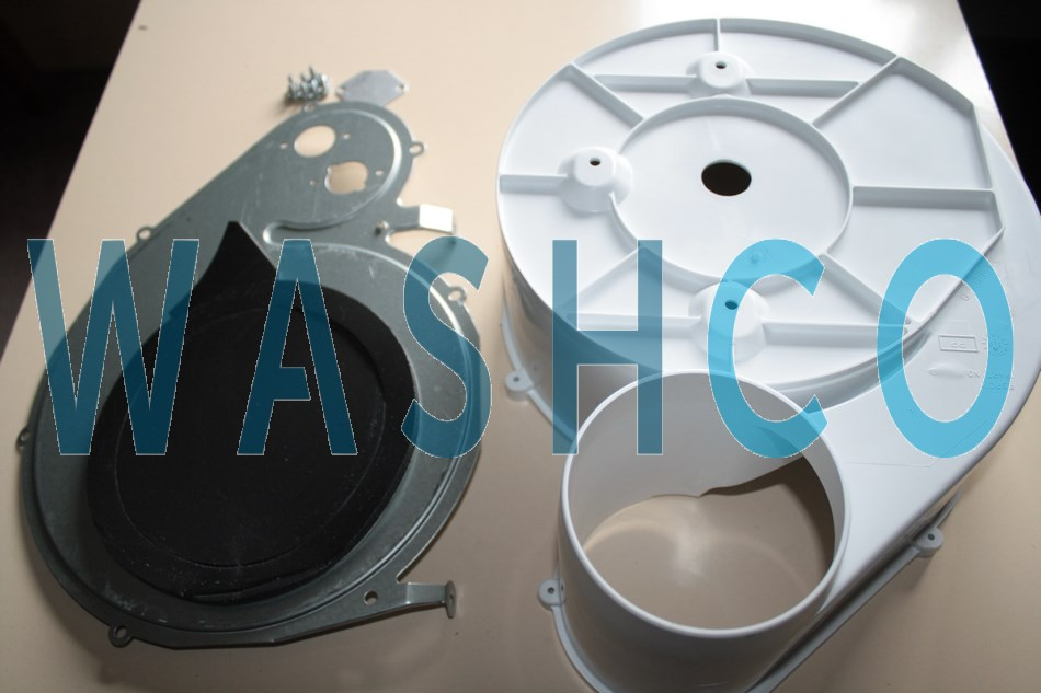 BLOWER HOUSING & COVER KIT image