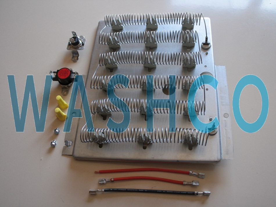 ASSY HEATER KIT 240V 4.8 KW 50HZ image