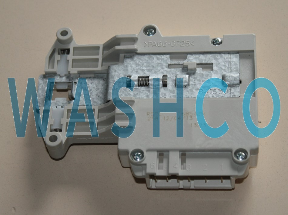DOOR LATCH & SWITCH ASSEMBLY image
