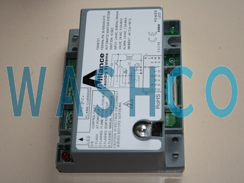 IGNITION CONTROL -  REPLACED BY 70483201 image