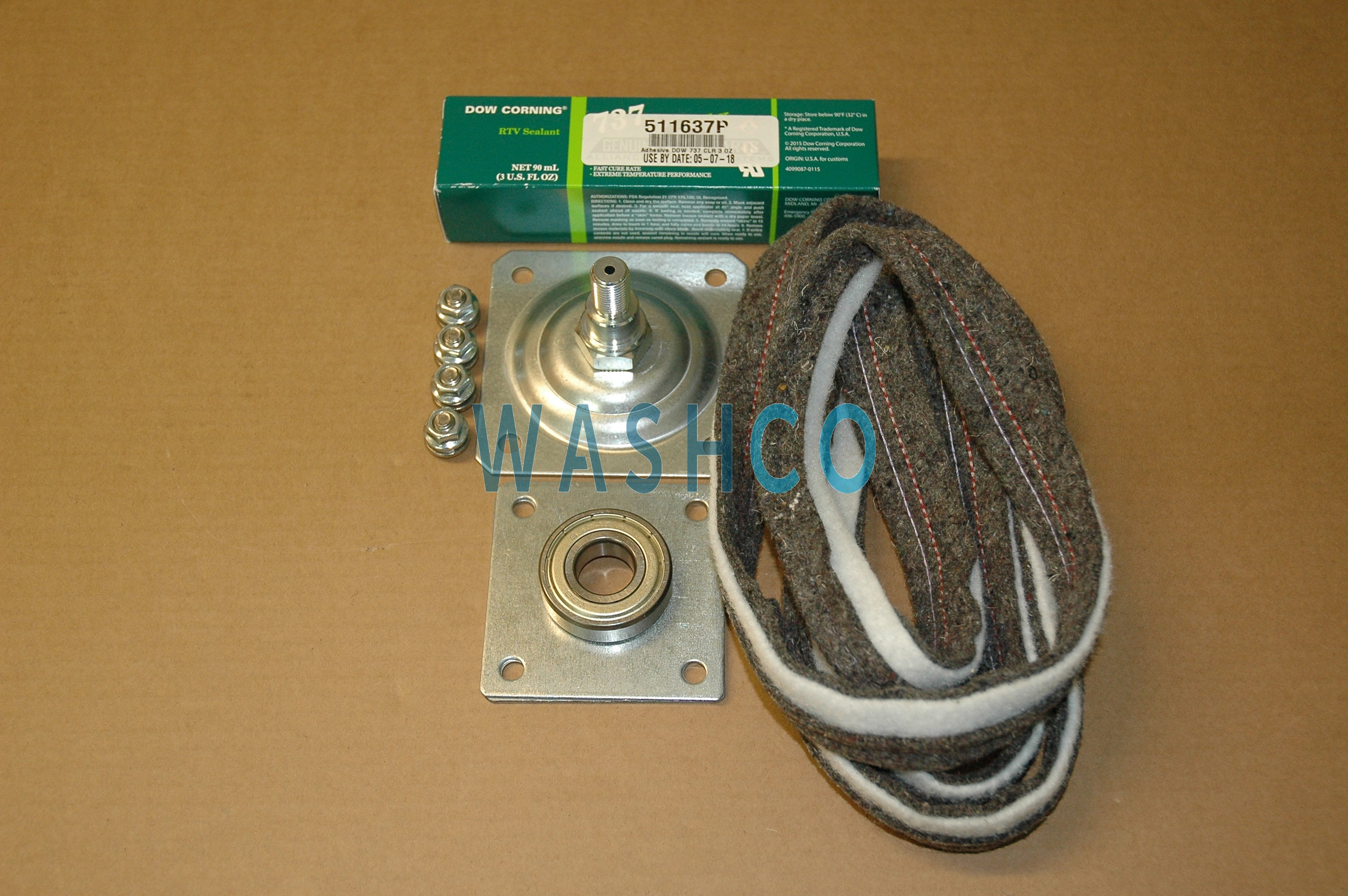 KIT TRUNNION AND SEAL 25 30 image