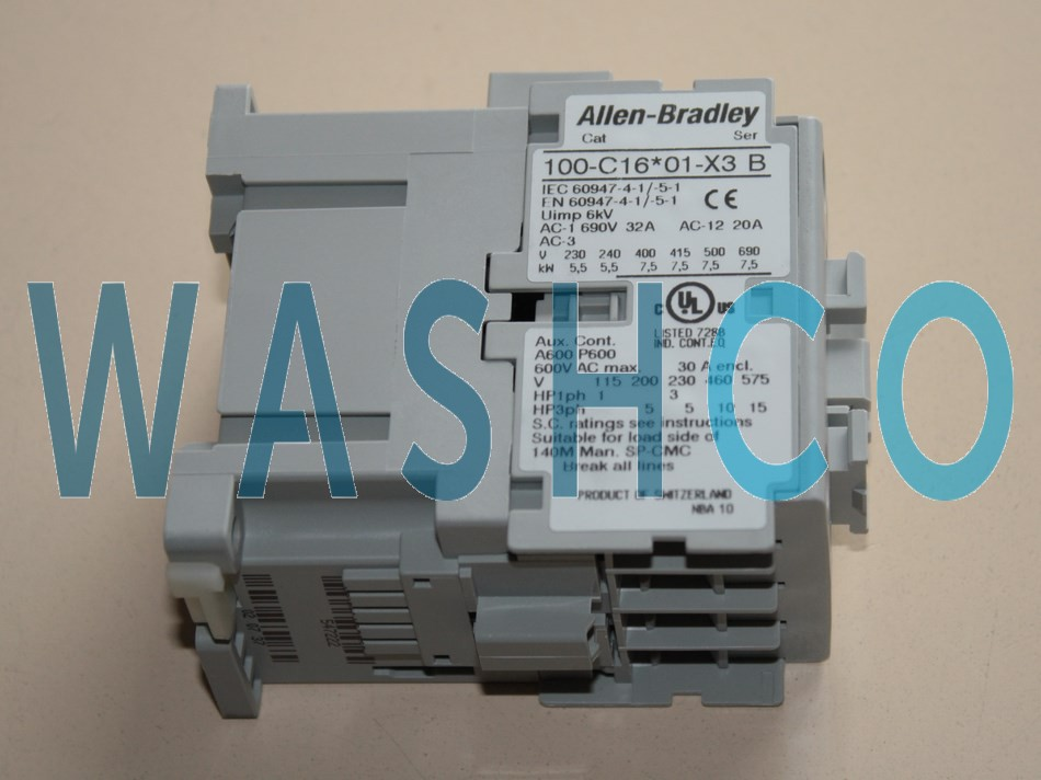 CONTACTOR 220V image