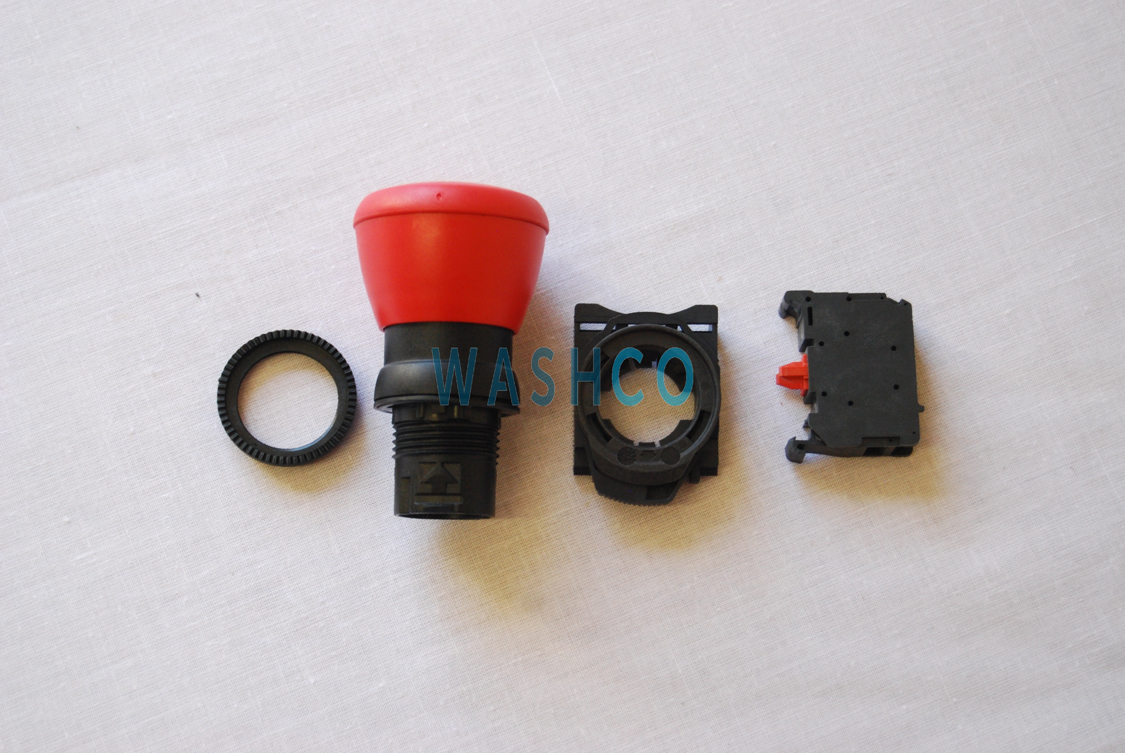 EMERGENCY STOP BUTTON KIT image